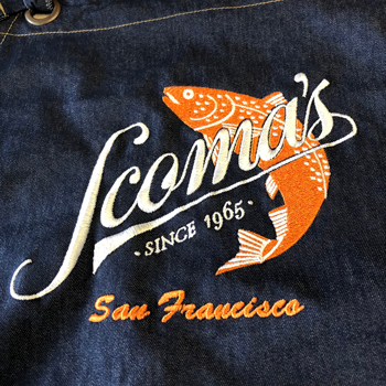 Apron Denim logo