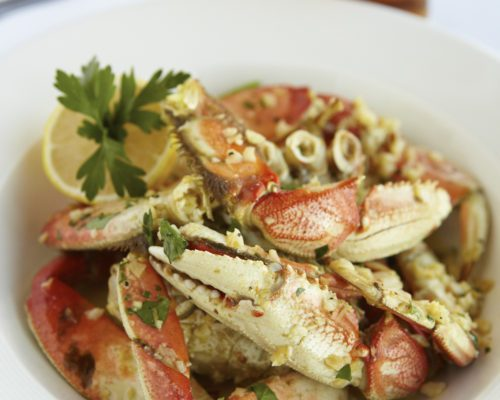 Scoma's Dungeness Crab