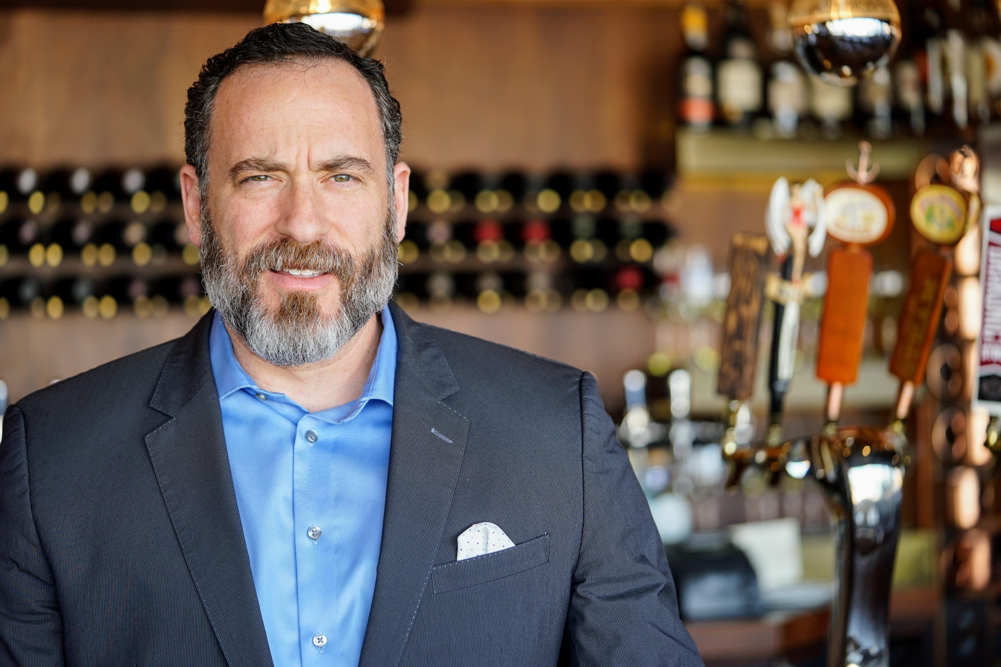 Scoma's Bar Director Matthew Talbert
