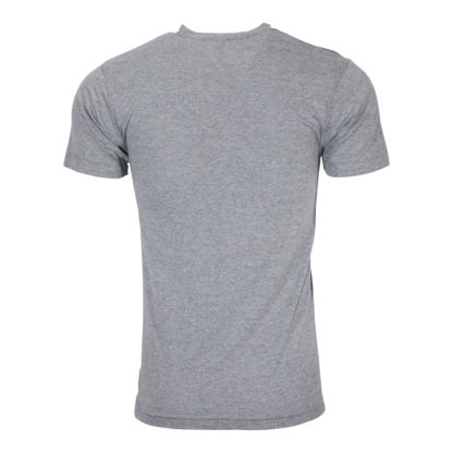 T Shirt Logo - Plain Back - Gray